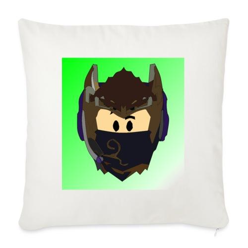 AN1MAYTRZ logo - Sofa pillow with filling 45cm x 45cm