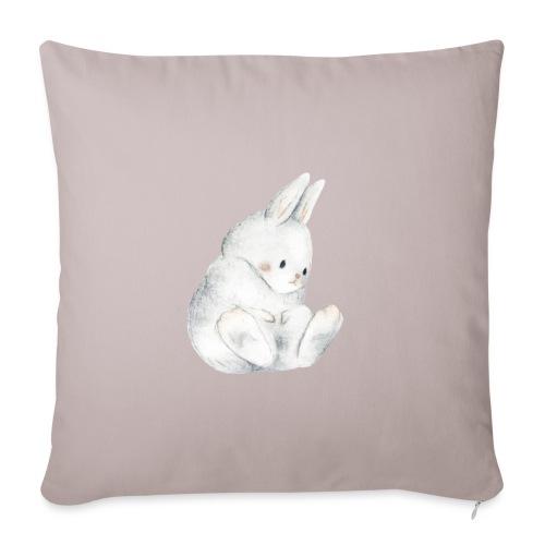 Bunny - Coussin et housse de 45 x 45 cm