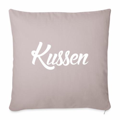 Kussen.website kussensloop - Bankkussen met vulling 44 x 44 cm