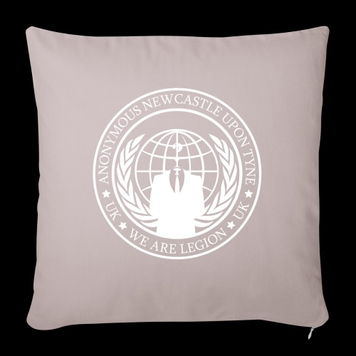 Anonymous Newcastle Upon Tyne - Sofa pillow with filling 45cm x 45cm
