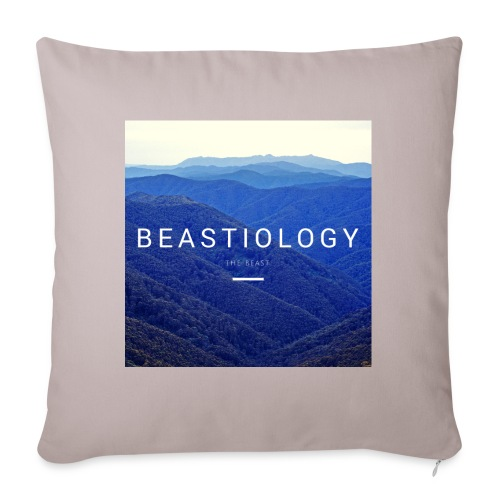 BEASTIOLOGY Album Cover - Sofa pillow with filling 45cm x 45cm