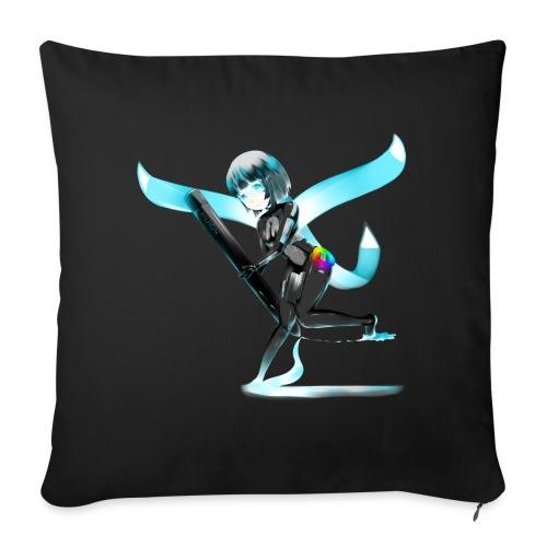 Huion Character O.C. - Cuscino da divano 44 x 44 cm con riempimento