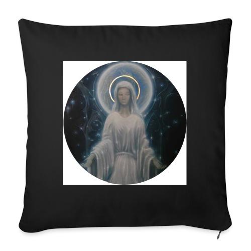圣母玛利亚 Notre Dame by Jean Libon - Coussin et housse de 45 x 45 cm