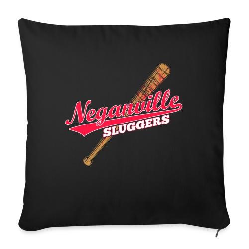 Neganville Sluggers - Sofa pillow with filling 45cm x 45cm