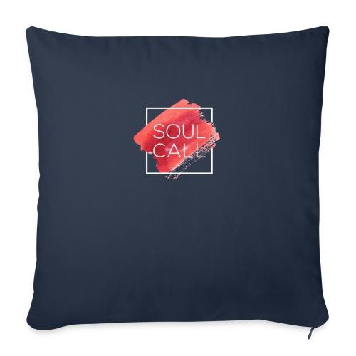 Soulcall - Cuscino da divano 44 x 44 cm con riempimento