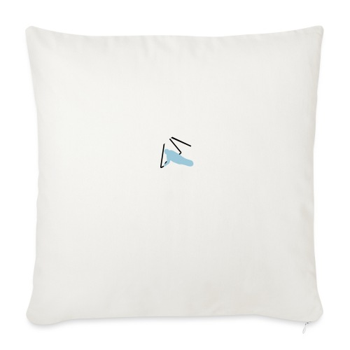 hanggliding thermik - Sofa pillow with filling 45cm x 45cm