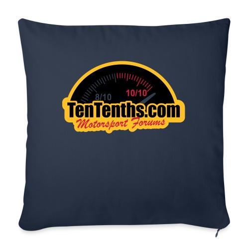 3Colour_Logo - Sofa pillow with filling 45cm x 45cm