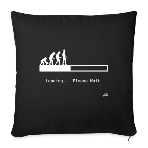 Loading... - Sofa pillow with filling 45cm x 45cm