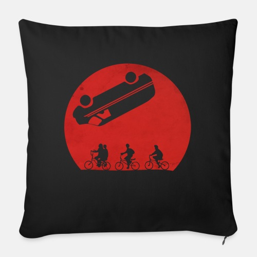 Stranger Things Eleven 80's Design - Sofa pillow with filling 45cm x 45cm