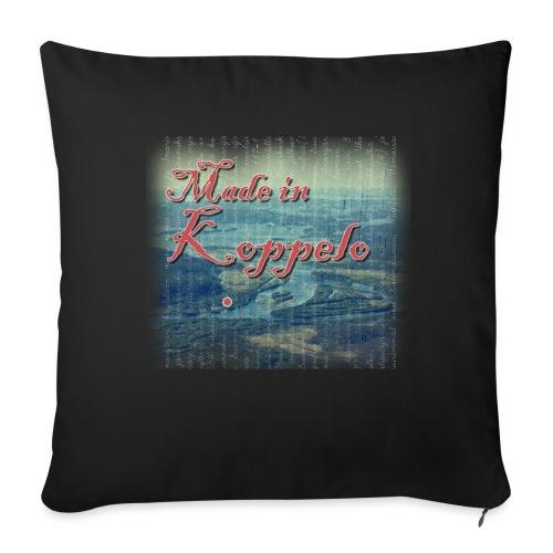 Made in Koppelo lippis - Sohvatyynyt täytteellä 44 x 44 cm