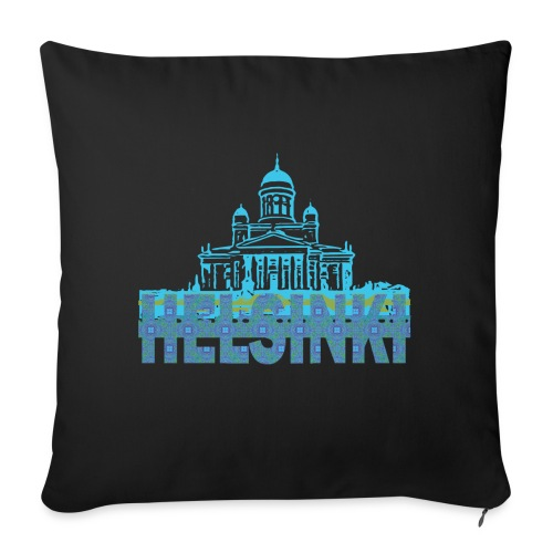 Helsinki Cathedral - Sofa pillow with filling 45cm x 45cm