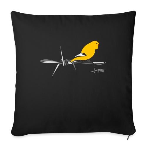 bird-spread - Coussin et housse de 45 x 45 cm