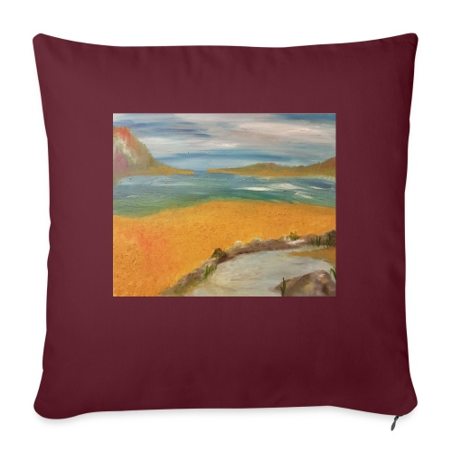 ca 1 - Sofa pillow with filling 45cm x 45cm