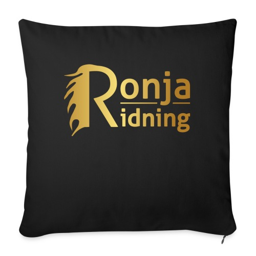 Ronja Ridning - Sofapude med fyld 44 x 44 cm