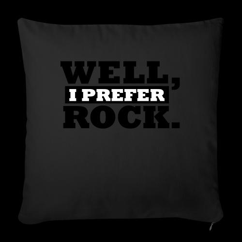 I Rock Well. - Sofakissen mit Füllung 44 x 44 cm