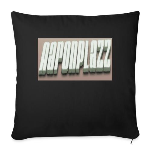 Aaronplazz - Sofa pillow with filling 45cm x 45cm