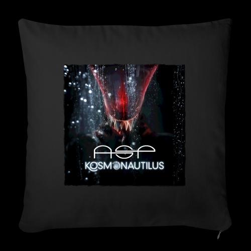 """ASP Album-Cover """"Kosmonautilus - Sofakissen mit Füllung 44 x 44 cm"""