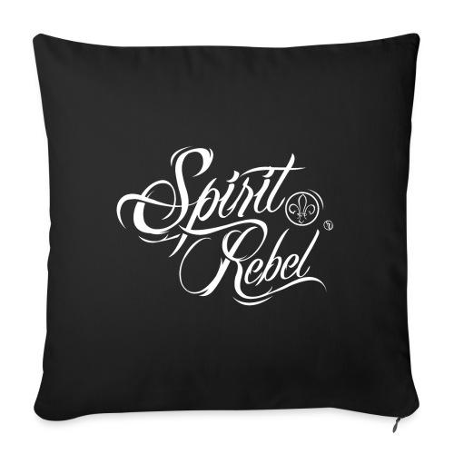 Spirit-Rebel® Classic Pascal Voggenhuber - Sofakissen mit Füllung 44 x 44 cm