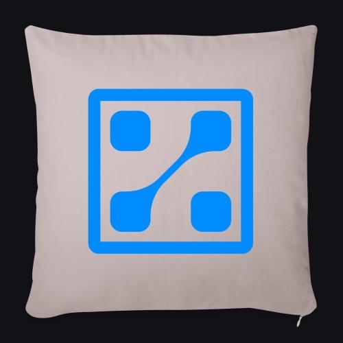 LIZ Before the Plague (Icona) - Cuscino da divano 44 x 44 cm con riempimento