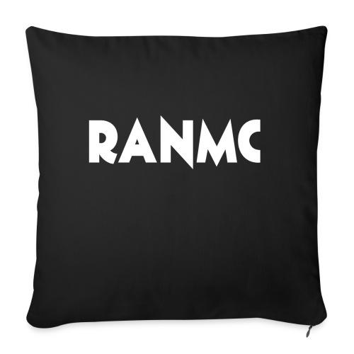 RANMC WIT png - Bankkussen met vulling 44 x 44 cm