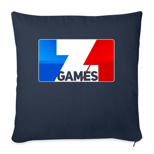 9815 2CZoominGames so MLG - Sofa pillow with filling 45cm x 45cm