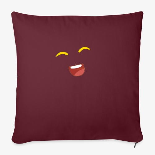 banana - Sofa pillow with filling 45cm x 45cm
