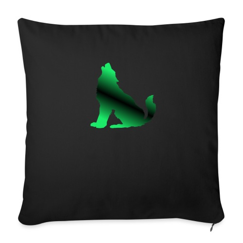 Howler - Sofa pillow with filling 45cm x 45cm