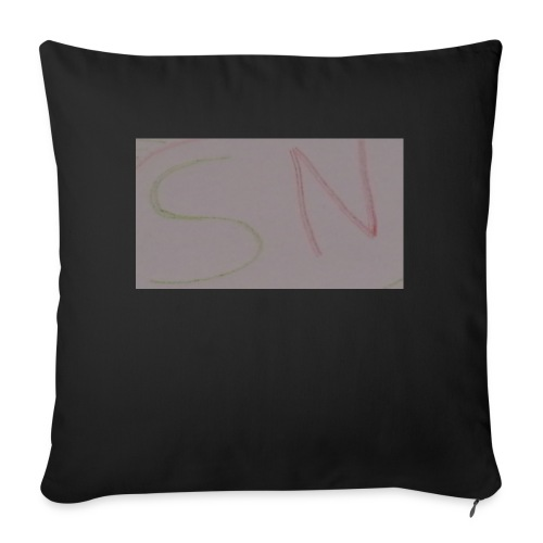 SASNINJA's merch - Sofa pillow with filling 45cm x 45cm