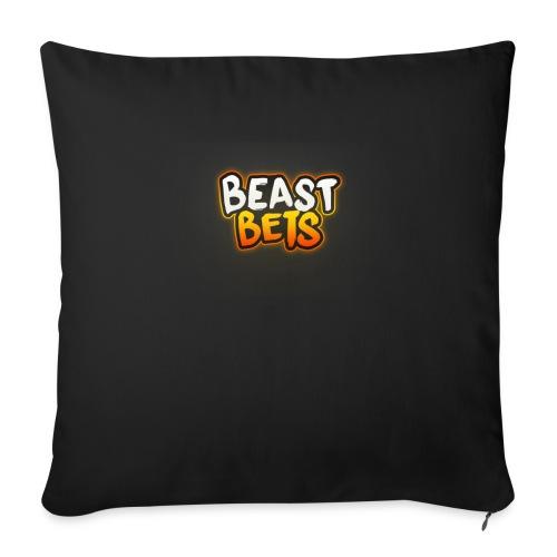 BeastBets - Sofapude med fyld 44 x 44 cm