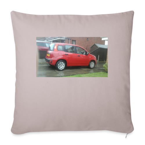 AWESOME MOVIES MARCH 1 - Sofa pillow with filling 45cm x 45cm