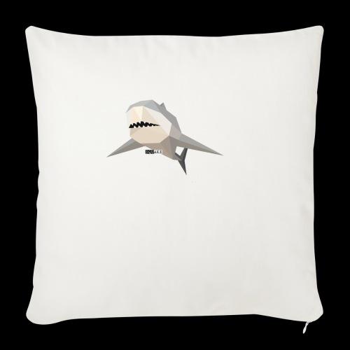 SHARK COLLECTION - Cuscino da divano 44 x 44 cm con riempimento
