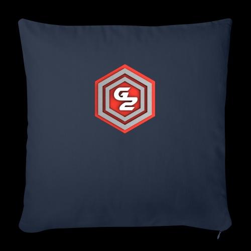 G2 - Soffkudde med stoppning 44 x 44 cm