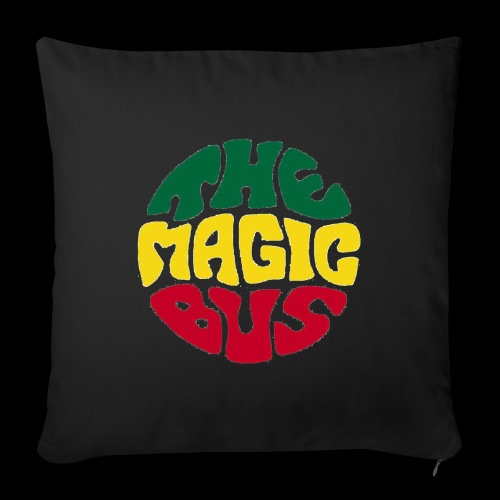 THE MAGIC BUS - Sofa pillow with filling 45cm x 45cm