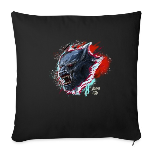 Warewolf - SPLAT - Sofa pillow with filling 45cm x 45cm