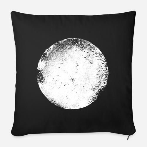 Kreis | Kunst | Mond - Sofakissen mit Füllung 44 x 44 cm