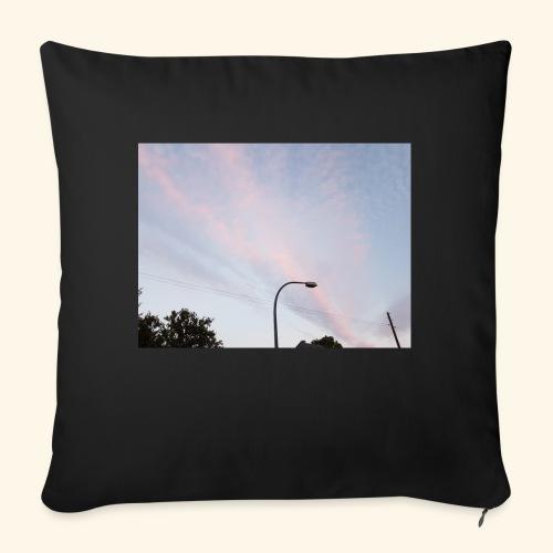 Abendhimmel - Sofakissen mit Füllung 44 x 44 cm