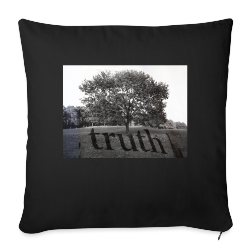 Truth - Sofa pillow with filling 45cm x 45cm