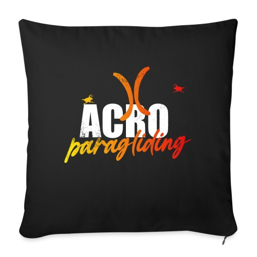 Acro Paragliding - Sofakissen mit Füllung 44 x 44 cm