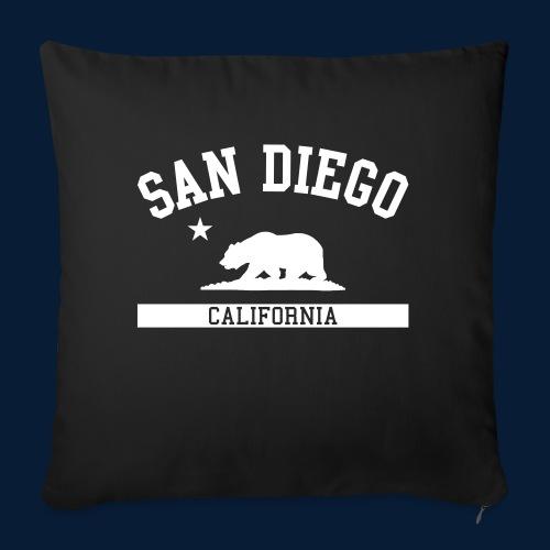 San Diego - Sofakissen mit Füllung 44 x 44 cm