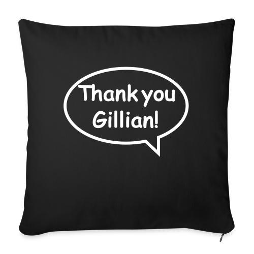 Bubble Gillian - Sofa pillow with filling 45cm x 45cm