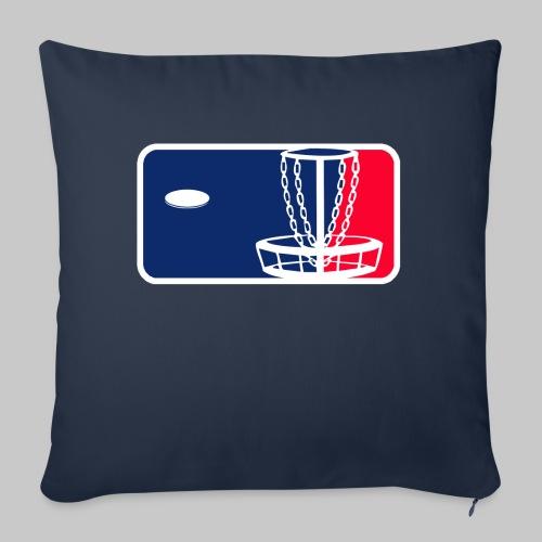 Major League Frisbeegolf - Sohvatyynyt täytteellä 44 x 44 cm
