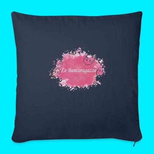 Bancoragazze - Cuscino da divano 44 x 44 cm con riempimento