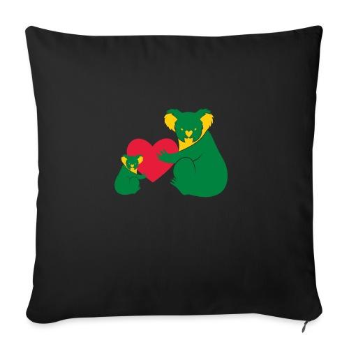 Koala Heart Baby - Sofa pillow with filling 45cm x 45cm