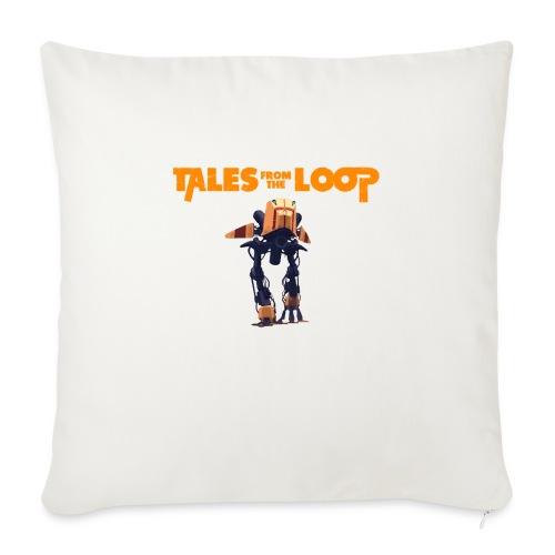 Tales from the loop - Cojín de sofá con relleno 44 x 44 cm