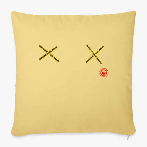 scene - Sofa pillow with filling 45cm x 45cm