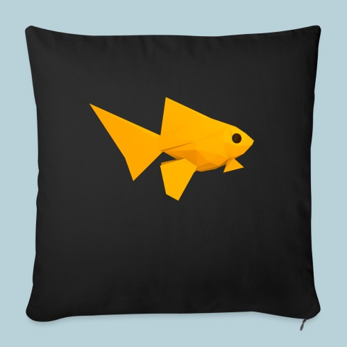 RATWORKS Fish-Smish - Sofa pillow with filling 45cm x 45cm