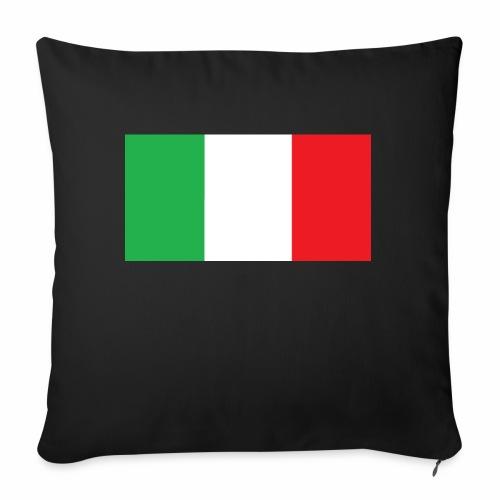 Italien Fußball - Sofakissen mit Füllung 44 x 44 cm