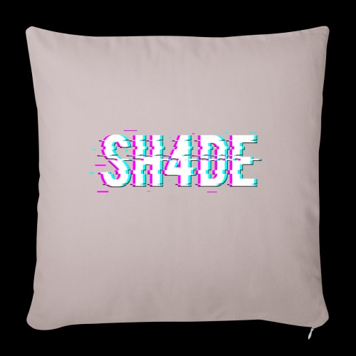 SH4DE. - Sofa pillow with filling 45cm x 45cm