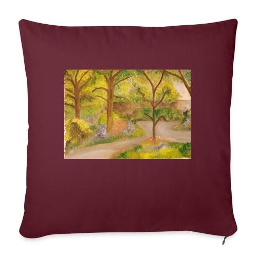 pat 1 - Sofa pillow with filling 45cm x 45cm