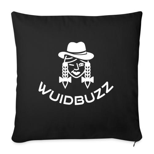 WUIDBUZZ | Madl | Unisex - Sofakissen mit Füllung 44 x 44 cm
